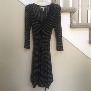 Maternity tunic with camisole.